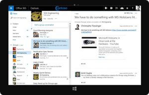 O365 Group Conversation